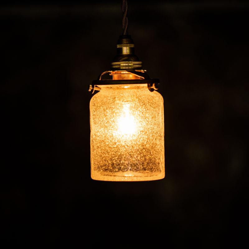 やわい屋 筒瓶泡 L20A 照明オン